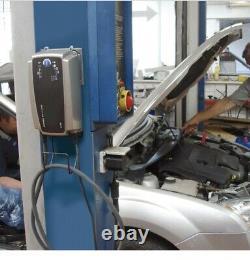 CTEK Pro 25SE Batterie Ladegerät Multi Charger 12V 25A mit Hebebühnehalterung
