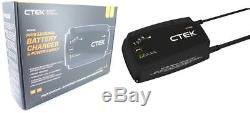 CTEK Pro 25 Battery Charger Pro25s lithium lead acid
