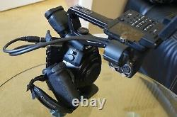 Canon C300 with EF Mount + Power Supply/ Battery/ Charger FREE CASE with Local P/U