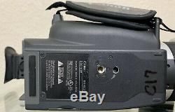 Canon DM-GL2A GL2 Mini DV Camcorder Remote Power Adapter Battery Charger Filter