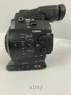 Canon EOS C300 EF Mark I With Charger And Batteries GSP