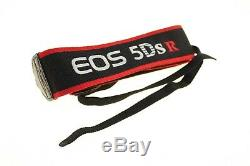 Canon Eos 5dsr Pro Dslr Camera Body Battery Charger Strap Second Hand With Box