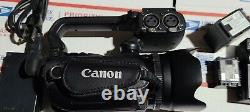 Canon XA10 64 GB Camcorder Black with Remote, Battery, Charger FREE SHIPPING