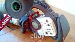 Canon XL1 camcorder including 16x lens Battery, Charger And instructions