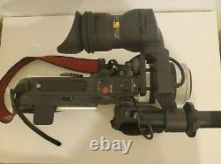 Canon XL2 Mini DV Camcorder With Dual Canon Charger, 2 Batteries, Case &Cords