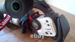 Canon Xl1 Professional Vidio Camera Camera Battery & Charger Good Working Order