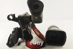 Canon Xl2 A 3ccd Digital Video Camcorder-290015a (no Batteries Or Charger)
