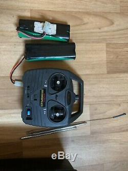 Carp Fishing Bait Boat, Angling Technics Pro Cat, Battery And Chargers Included