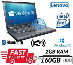 Cheap good condition Lenovo laptop Windows 10 DVD bluetooth battery charger BC