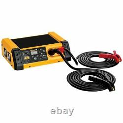 Clore PL6100 PRO-LOGIX 12 Volt 100A Flashing Power Supply & Battery Charger