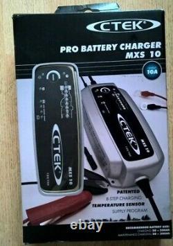 Ctek Mxs 10 Pro Battery Charger