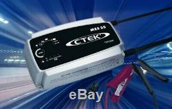 Ctek Mxs 25 Professional 12v 25a Battery Charger And Power Supply