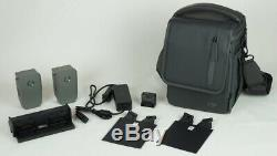 DJI Fly More Kit Mavic 2 Pro Zoom Drone Combo Battery Charger Case UK Supplied