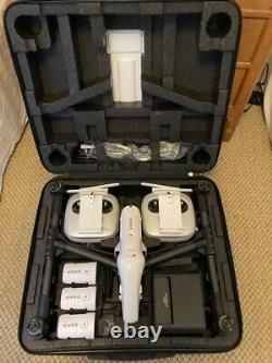 DJI Inspire 1 Pro, Zenmuse X5 Camera, 2 Controllers, 6 Batteries & Multi Charger