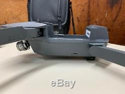 DJI MAVIC PRO DRONE With 2 BATTERIES /CHARGER /CONTROLLER 32GB FULLY FUNCTIONAL