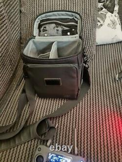 DJI Mavic 2 Pro + 2 spare batteries + charger + case