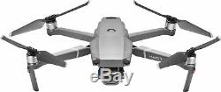 DJI Mavic 2 Pro Hasselblad 4K Camera Drone, 3 Batteries, 2 Chargers, Filter, Bag