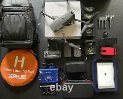 DJI Mavic 2 Pro bundle (+ batteries, filters, charger, iPad mini & more)