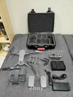 DJI Mavic 2 Quadcopter Pro 4K Camera Drone Includes Case and Battery Charger