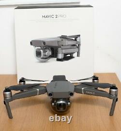 DJI Mavic Pro 2 Drone Kit (Flown twice) + x3 Batteries + Multi Charger