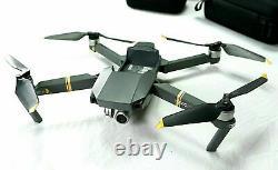 DJI Mavic Pro + Combo 3x Batteries, 2x USB, Charger, 8x Propellers, Remote Case