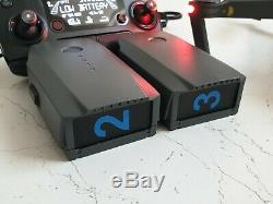 DJI Mavic Pro Drone Combo Kit Drone, 3 Batteries, Chargers, Propellers, Case