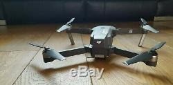 DJI Mavic Pro UltraHD Drone, with 3 Batteries, Multi Charger, Case + More
