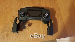 DJI Mavic Pro With 2 Extra Batteries, Spare Propeler's, Charger & Controller