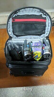 DJI Mavic Pro with 2 spare batteries, 4 port charger and original DJI bag