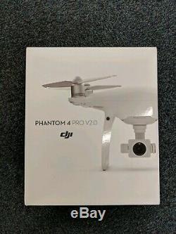 DJI Phantom 4 PRO V2.0, 3 x Batteries, Car Charger + Charging Hub