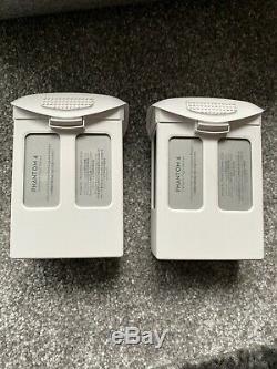 DJI Phantom 4 Pro Remote Controller GL300E Bundle + Batteries + Chargers