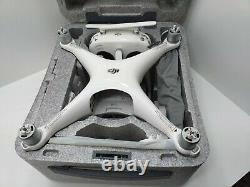 DJI Phantom 4 Pro+ V. 2 WM331A Drone, Remote, 2 Batteries, Charger, 8 Blades +