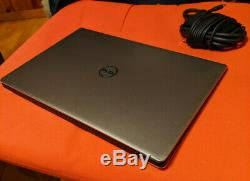 Dell XPS 13 9350 i5-6200U 512GB SSD 8GB RAM Windows 10 PRO New Battery & Charger
