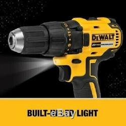 Dewalt cordless Pro Power drill Lithium ion batteries /carry on bag / charger