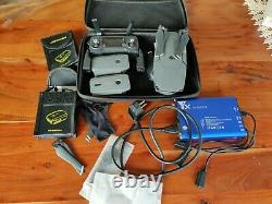 Dji Mavic Pro Drone 4K (2 batteries + hard case + nd filters + car charger.)