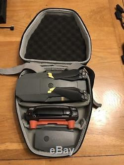 Dji mavic Pro drone + Battery + Case + Multi Battery Charger + Extras. UK Only