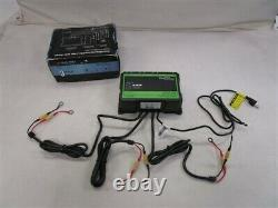 Dual Pro Realpro Series Model Rs3 Battery Charger Three 6 Amp Banks Marine Boat