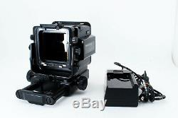 EXC+3 Fujifilm GX680 Pro Body + Battery Charger witho Finder & Film Back #191285