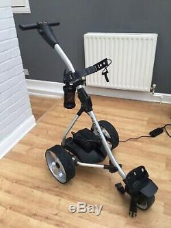 Electric Golf Trolley From Pro Rider Battery & Charger