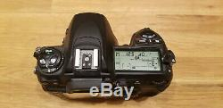 Fuji Fujifilm FinePix S5 Pro Camera Body with charger and 3 batteries