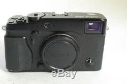 Fuji X-Pro1 16.3 Megapixel camera body + Battery, Battery charger, boxed