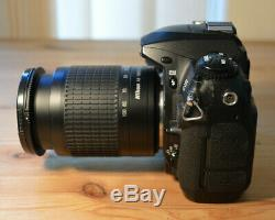 Fujifilm Finepix S5 Pro Dslr Camera With Nikon 28-100 Lens, Charger & Batteries