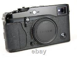 Fujifilm X-Pro1 Mirrorless Camera Body Fuji X Pro 1 Boxed, Battery & Charger EXC