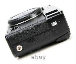 Fujifilm X-Pro1 Mirrorless Camera Body Fuji X Pro 1 with a Battery & Charger VG