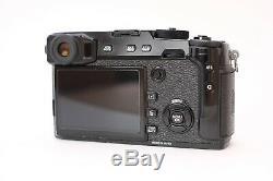 ++ Fujifilm X-Pro2 24MP Mirrorless Digital Camera Battery, Charger, Strap