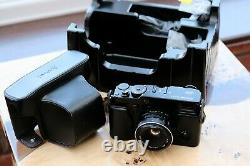 Fujifilm X pro 1 Camera, Lens, OEM Case, Battery, 32GB SD Card, Charger, Strap