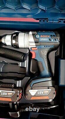 GSB 18 VE-2-LI Professional Cordless Combi drill 1.9