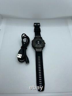 Garmin Fenix 6 Pro Solar Edition Smartwatch Charger Band Bezel Strap Watch GPS