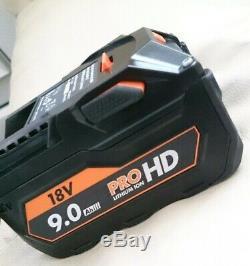 Genuine AEG L1890RHD 18V PRO HD 9.0Ah Li-ion Battery 9Ah