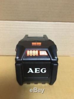 Genuine RIDGID/AEG L1890R 18V PRO 9.0Ah 162Wh Hyper Octane Li-ion Battery 9Ah